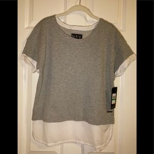 NWT Marc New York Andrew Marc top.